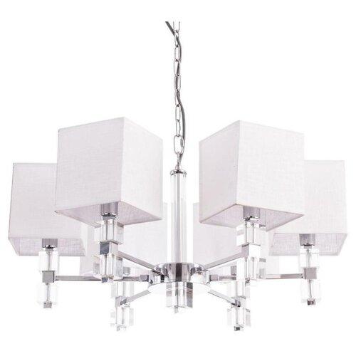 Люстра Arte Lamp North A5896LM-6CC, E14, 360 Вт