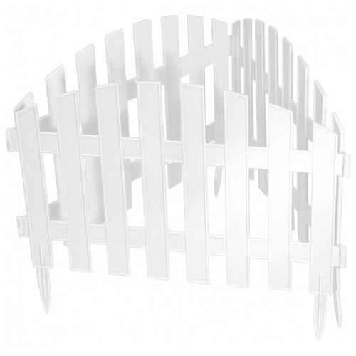 Забор декоративный PALISAD Винтаж, белый, 3 х 0.28 м забор декоративный винтаж 28 х 300 см терракот россия palisad