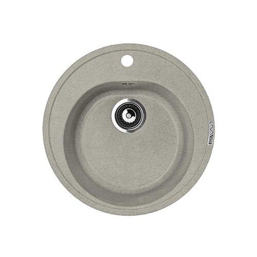 Врезная кухонная мойка 50.5 см LAVA R2 R2.SCA scandic врезная кухонная мойка 42 5 см lava q3 q3 sca scandic