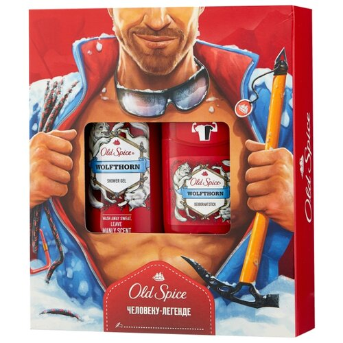 Набор Old Spice Wolfthorn