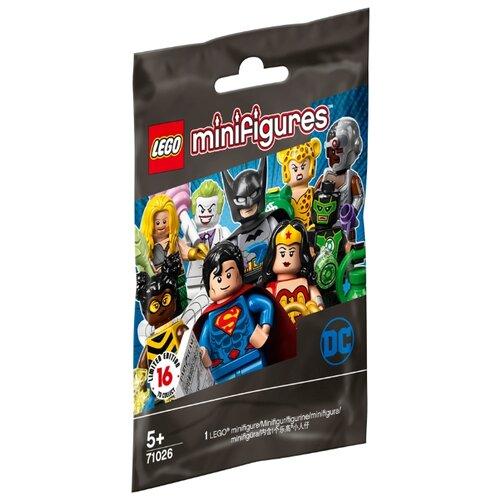 цена Конструктор LEGO Collectable Minifigures 71026 DC Super Heroes Series онлайн в 2017 году