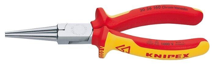 Диэлектрические круглогубцы Knipex KN-3036160