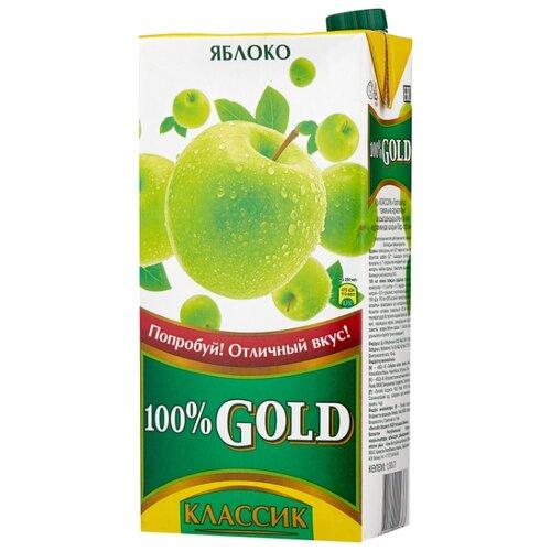 цена на Нектар 100% Gold Яблоко, 1.93 л