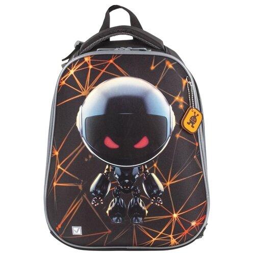 Купить BRAUBERG Рюкзак Premium U.F.O (227815), черный, Рюкзаки, ранцы