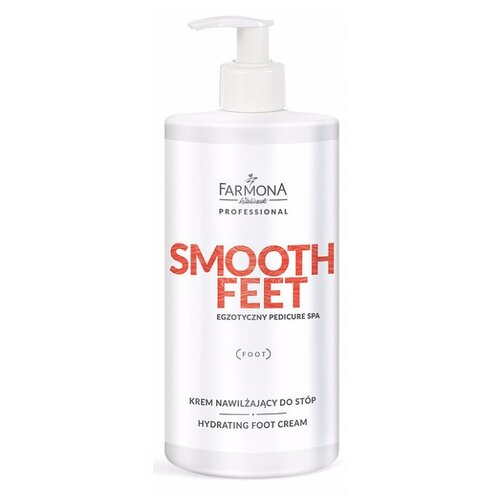 Купить Farmona Крем для ног Smooth Feet Грейпфрутовый 500 мл