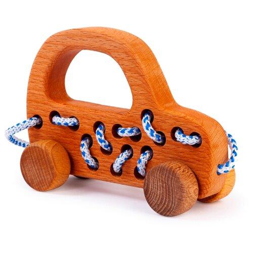 Купить Каталка-игрушка Волшебное дерево Машинка (54vd06-50) дерево, Каталки и качалки