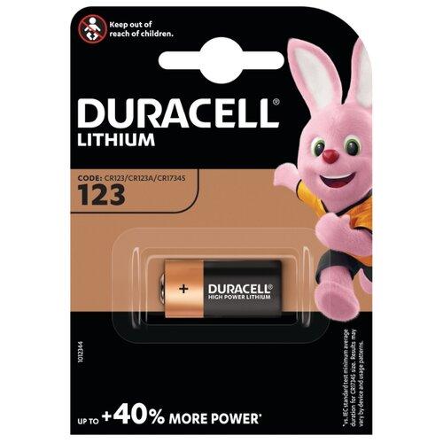 Фото - Батарейка Duracell Ultra 123 1 шт блистер блузка женская oodji ultra цвет коричневый терракотовый 14201014 14675 3731e размер xs 42