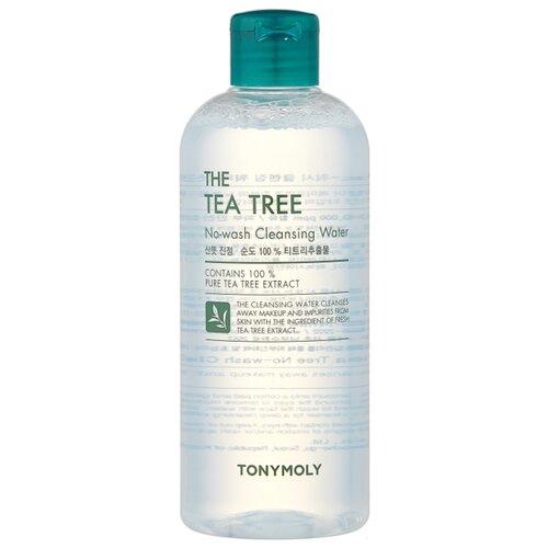 TONY MOLY вода очищающая с экстрактом чайного дерева, 300 мл очищающая вода урьяж