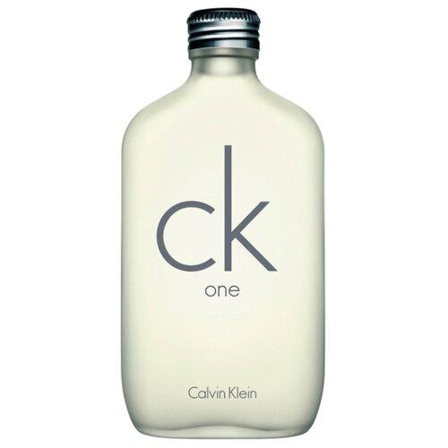 Туалетная вода CALVIN KLEIN CK One, 50 мл calvin klein ck one shock for him
