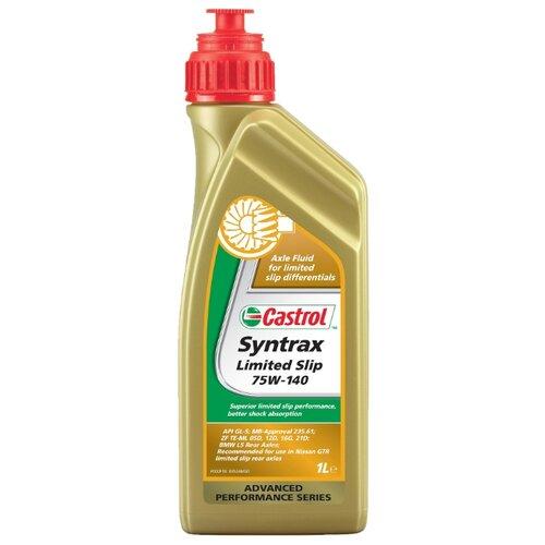 Редукторное масло Castrol Syntrax Limited Slip 1 л