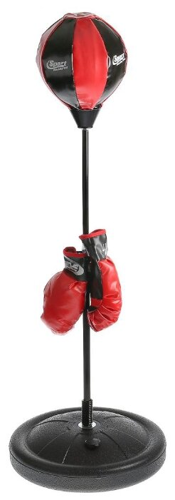 Набор для бокса на подставке (69-102 см)