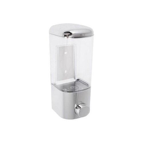 Дозатор для жидкого мыла SonWelle HS-40801 хром