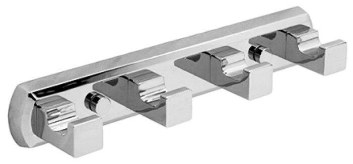 Кронштейн настенный 4 крючка WasserKRAFT Lippe K-6574