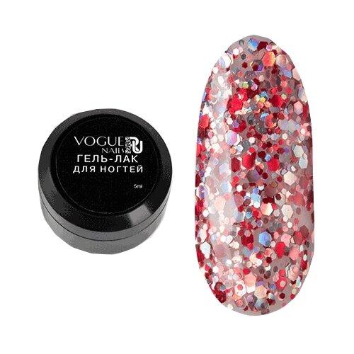 Купить Гель-лак для ногтей Vogue Nails Мулен руж, 5 мл, оттенок Красочная феерия