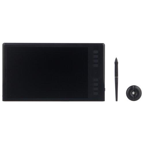 Графический планшет HUION Q11K черный