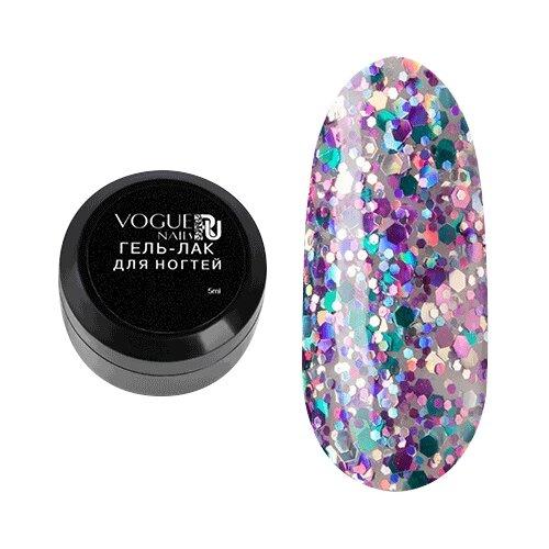 Гель-лак для ногтей Vogue Nails Мулен руж, 5 мл, Будуар примадонны