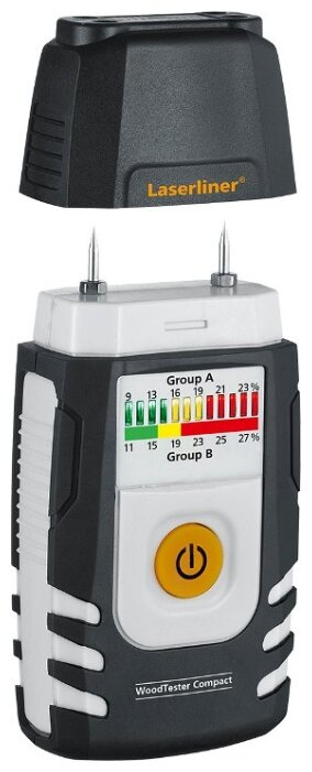 Влагомер Laserliner WoodTester Compact (082.004A)