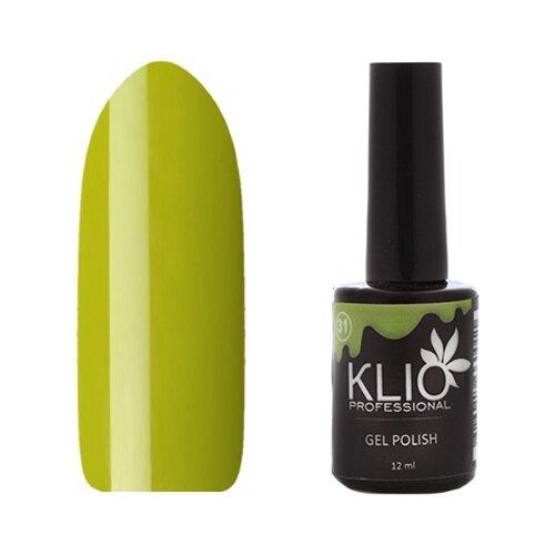 Гель-лак для ногтей KLIO Professional Фруктовое мороженное, 12 мл, оттенок №031 недорого