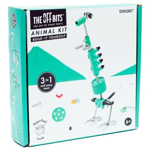 Купить Винтовой конструктор The Offbits Animal Kit AN0006 DinoBit, Конструкторы