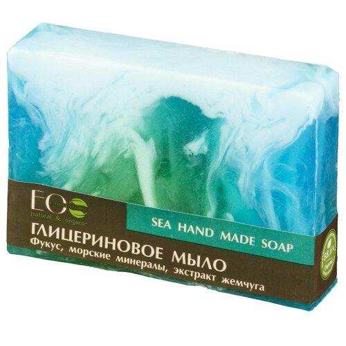 Мыло кусковое ручной работы EO Laboratorie Sea Глицериновое, 130 г