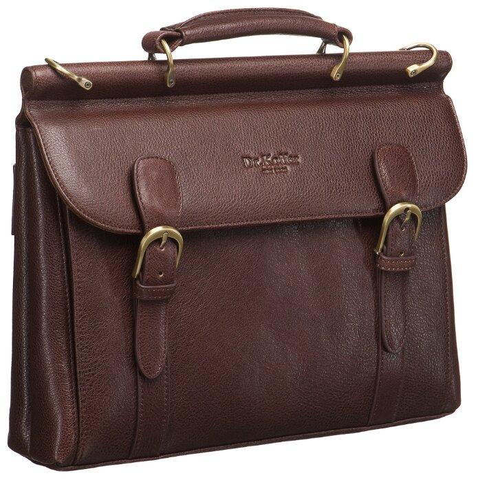 Портфель для мужчин Dr.Koffer P402226, натуральная кожа