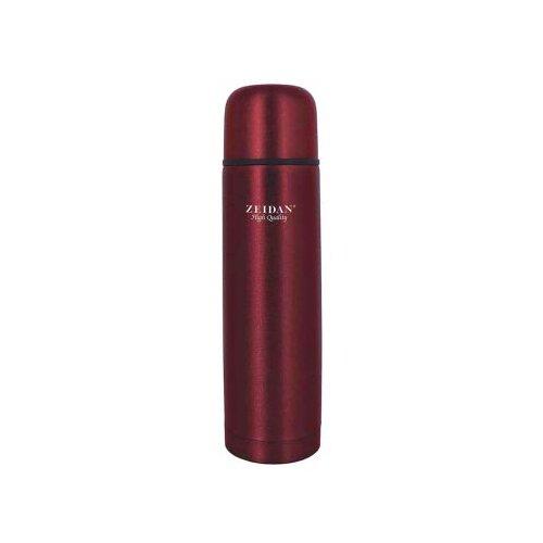 Классический термос Zeidan Z-9071, 1 л красный