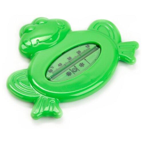 Купить Безртутный термометр Умка Лягушка A1030FR-R зеленый, Термометры