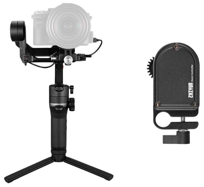 Купить Электрический стабилизатор для зеркального фотоаппарата Zhiyun Weebill S PRO Package (Follow Focus) по низкой цене с доставкой из Яндекс.Маркета