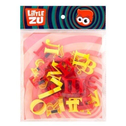 Купить Набор букв Little Zu Русский алфавит, Обучающие материалы и авторские методики
