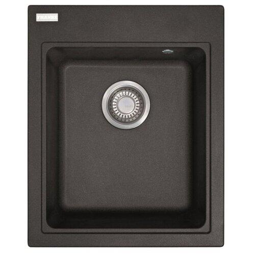 Фото - Врезная кухонная мойка 42.5 см FRANKE MRG 610-42 оникс franke etn 610