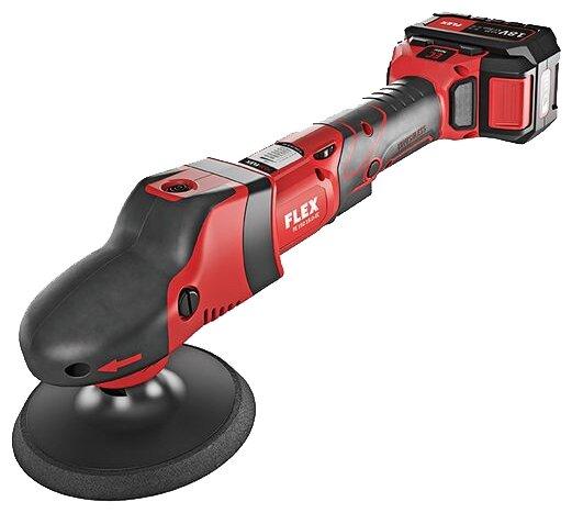 Полировальная машина Flex PE 150 18.0-EC/5.0 Set
