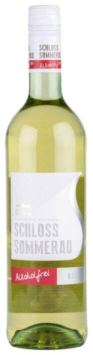 Вино безалкогольное белое Schloss Sommerau 0,75 л