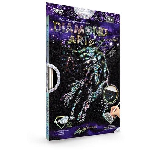 Купить Danko Toys Набор алмазной вышивки Diamond Art Лошадь (DAR-01-05), Алмазная вышивка