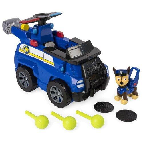 Купить Игровой набор Spin Master Paw Patrol Машинка-самолет Гонщика, Игровые наборы и фигурки