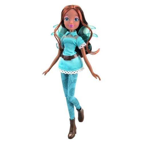 Кукла Winx Club Гламурные подружки Лейла, 27 см, IW01711805 кукла winx club онирикс лейла iw01611805