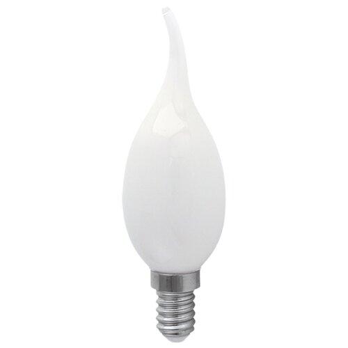 Лампа светодиодная gauss 104201205, E14, CA35, 5Вт лампа светодиодная e14 5вт 185 265в 4100k 103801205 d