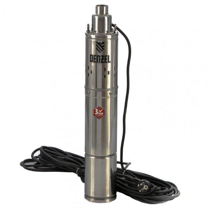 Скважинный насос Denzel DWS-3-75 (500 Вт)