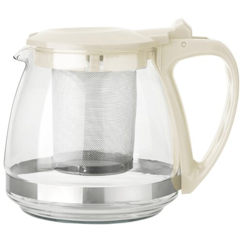 Appetite Заварочный чайник F8070 700 мл белый