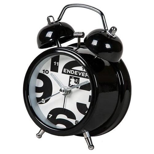 Часы настольные ENDEVER RealTime-20/21 черный