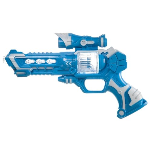 Купить Пистолет Атака (ВВ4096), BONDIBON, Игрушечное оружие и бластеры