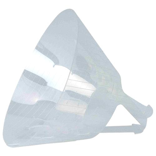 Защитный воротник Kruuse Buster Clic Collar 10 см
