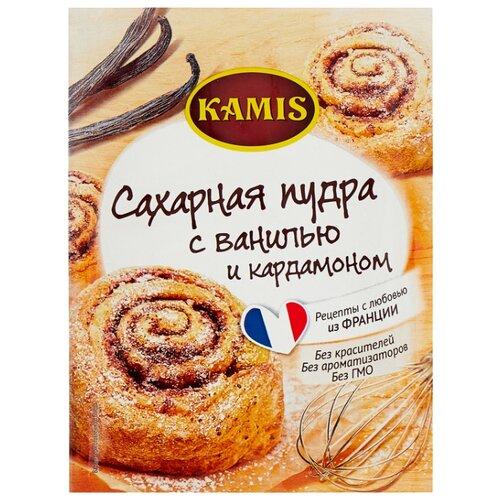 Фото - KAMIS Сахарная пудра с ванилью и кардамоном 20 г советские традиции сырок творожный глазированный с ванилью 26% 45 г