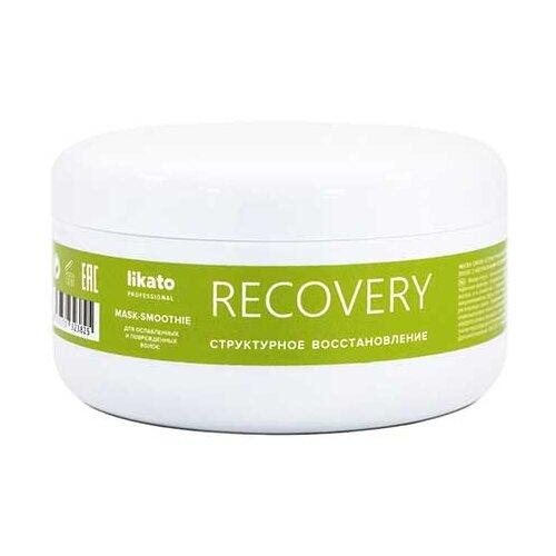 Купить Likato Professional RECOVERY Маска-смузи восстановление для волос, 250 мл