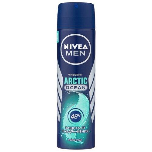 Антиперспирант спрей Nivea Men Arctic Ocean, 150 мл