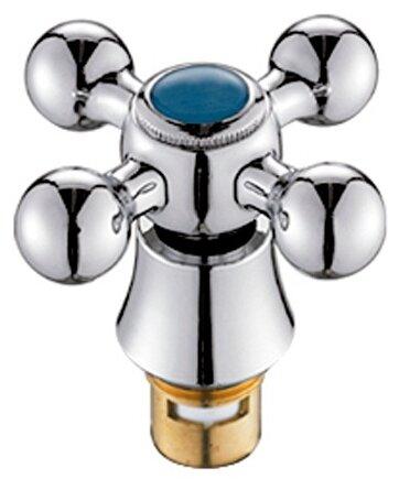 Ручка для смесителя с керам. кран-буксой, 1/2 дюйма, 180 градусов, 24 шлица, арт P61-1