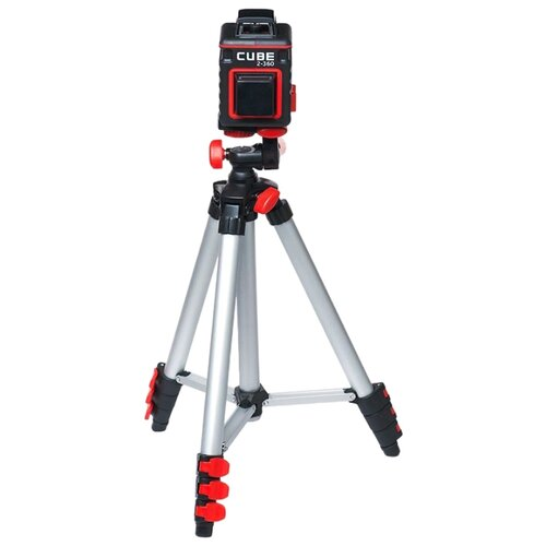 цена на Лазерный уровень ADA instruments CUBE 2-360 Ultimate Edition (А00450) со штативом