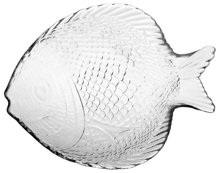 Pasabahce Блюдо Marine 19,8 ×15,8 см