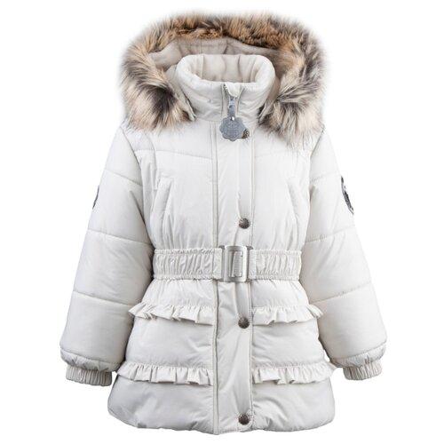 Купить Куртка KERRY Monica K19435 размер 110, 101 белый, Куртки и пуховики