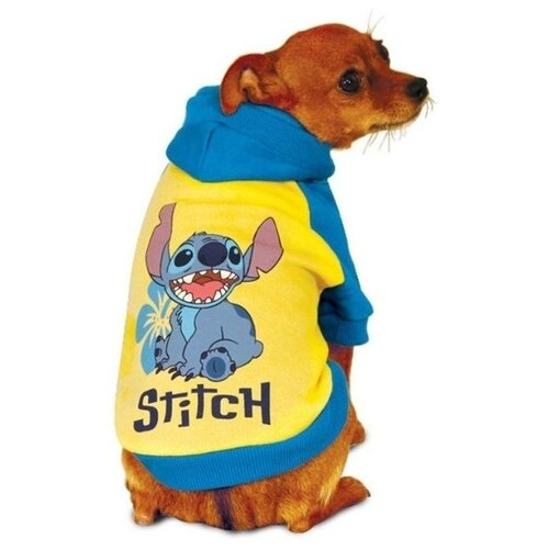 Свитер для собак Triol Disney Stitch M желтый/синий