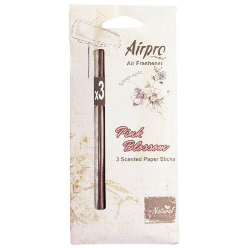 Airpro Ароматизатор для автомобиля Natural розовое цветение, PA0583 22 г